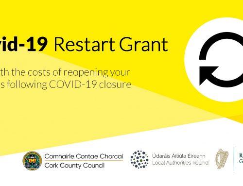 Covid-19 Restart Grant